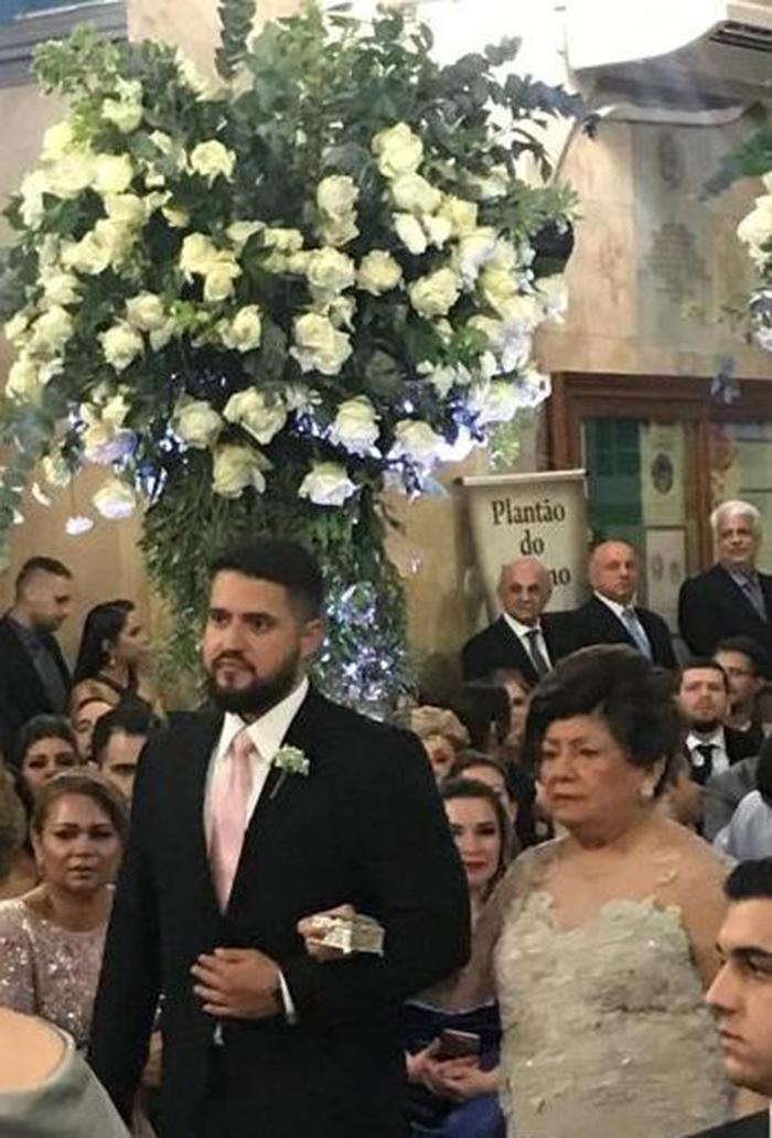 Casamento chic